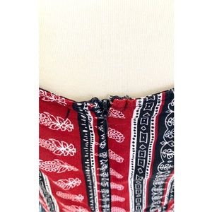 into Pants - Into Shorts/Skirt Romper